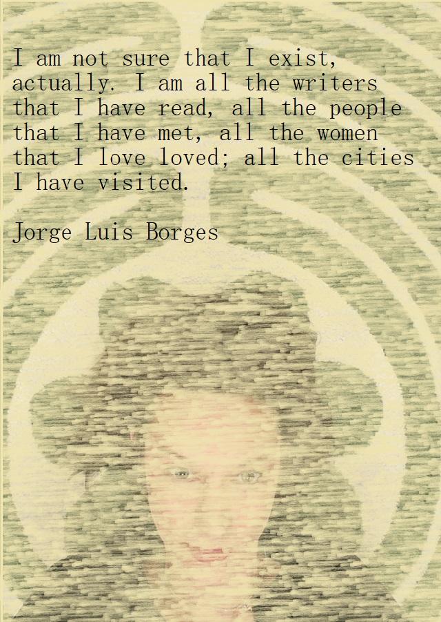 borges quote edits